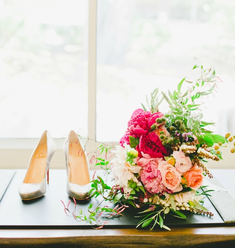 Intimate wedding at Carmel Valley Ranch. Photography by onelove photography. Flowers by Seascape Flowers. Cake by Freedom Bakery and Confections.