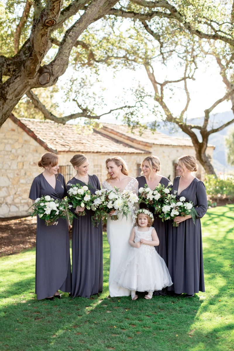 Photography by Larissa Cleveland Photography Planning and Design by E Events Co Flowers by Seascape Flowers Location Holman Ranch Rentals by Chic Event Rentals Lounge Rentals from Revival Vintage Rentals Catering by Paradise Catering Linens by La Tav