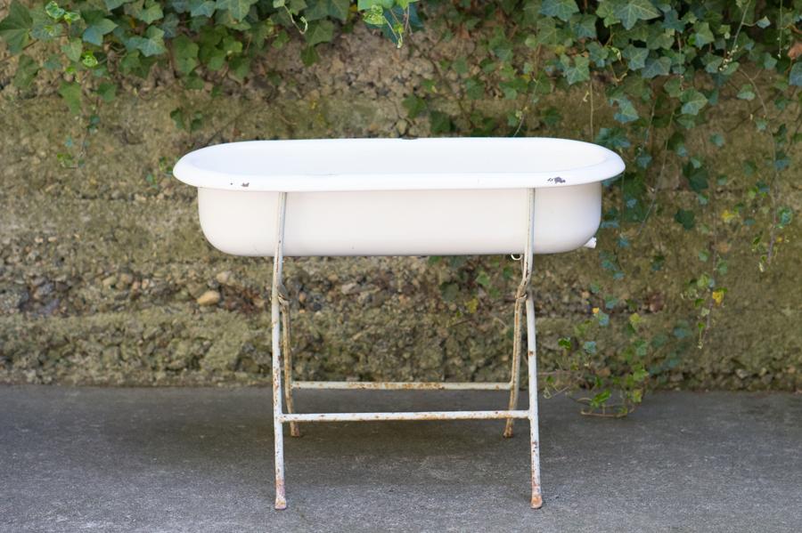 Baby Bath Tub | Seascape Flowers