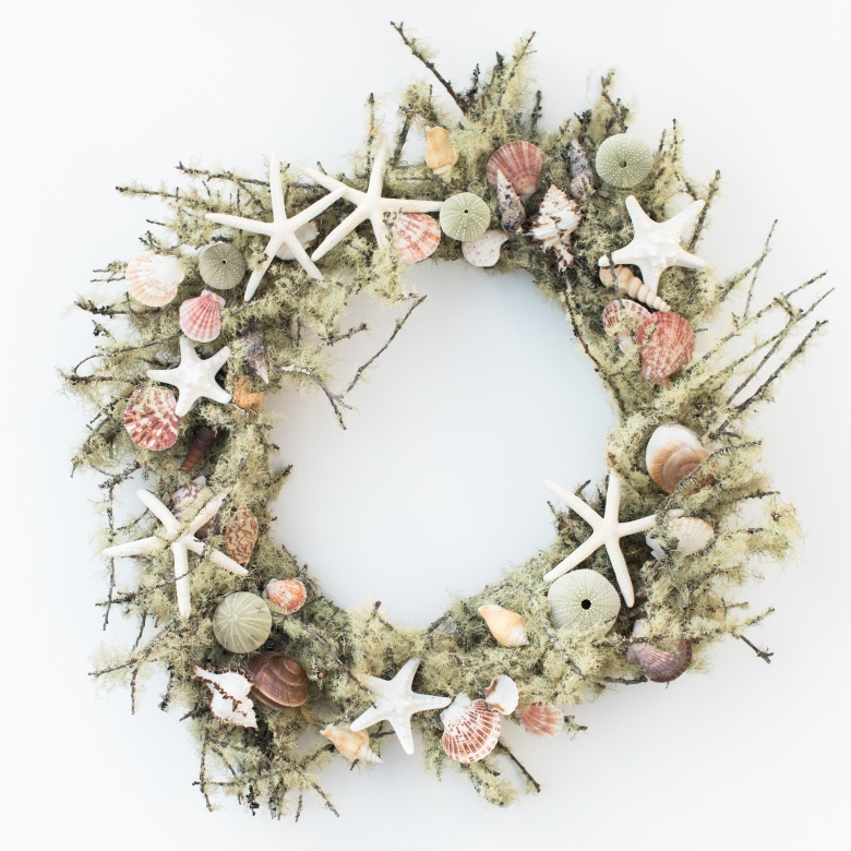 Seascape Wreath