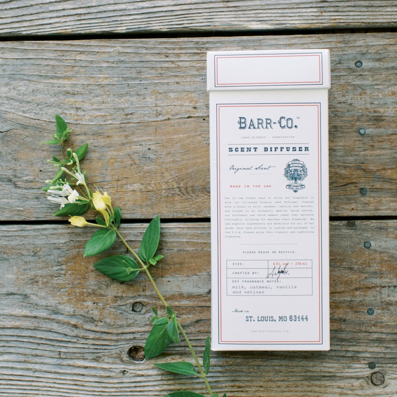 bar co. diffuser available for local delivery